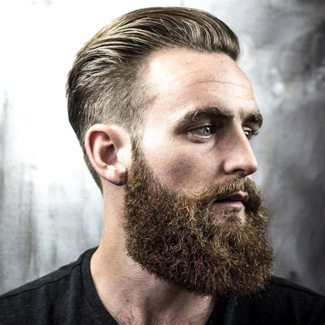 hair cuts to wear with beards 120 most popular hairstyles for trendy men 2018 ideas