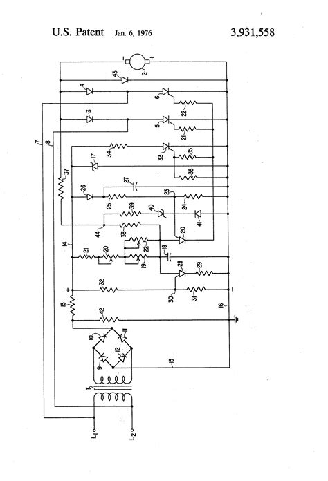 Patent Us6710574 Reversible Dc Motor Drive Including A