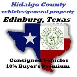 Hidalgo County Property Tax Records Hidalgo County General Property Vehicles Listed Below