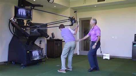 swing by swing pebble watch pebble beach golf academy tips tactics robotic swing