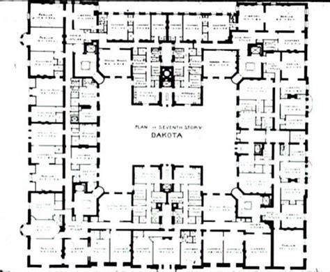 the dakota floor plan the dakota and bacall circa vintage clothing