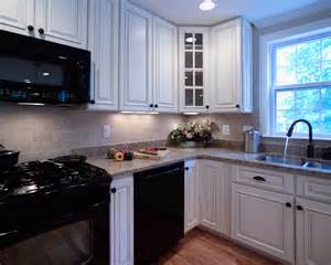 Black Appliances Kitchen Ideas Black Appliances Kitchen Black And White Kitchen Decor