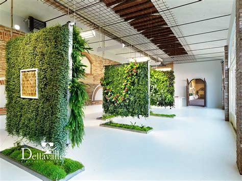 giardini verticali roma showroom giardini verticali dellavalle giardini