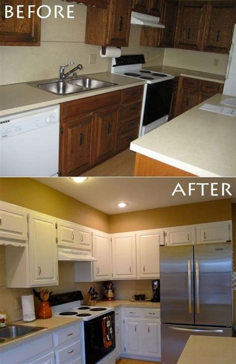 paint kitchen cabinets diy painted kitchen cabinets diy pinterest