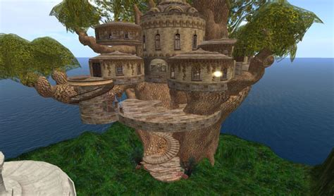 tree house designs minecraft tree house elimourn lofted treehouse elven elf fae fairy homes minecraft ideas