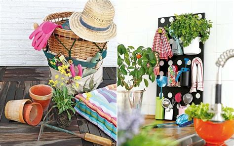 Sewing Ideas For Home Decorating by Easy Diy Storage Ideas For Your Garden Tools And Kitchen