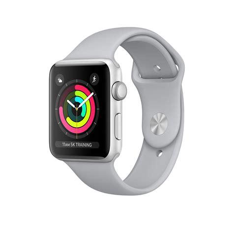Apple Series 3 Gps apple series 3 gps 38mm caja aluminio plata y correa deportiva gris luminoso