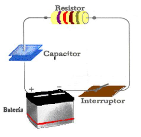 capacitor y resistencia para driver circuito rc monografias