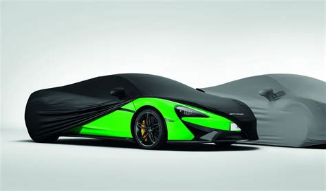 mclaren accessories mclaren sports series gets new range of options and