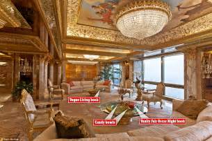 Donald Trump S Apartment Donald Trump S 100m New York City Penthouse In Pictures