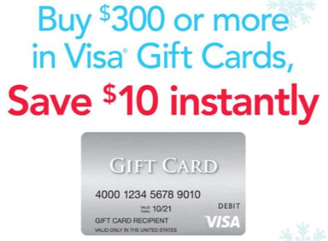 Office Depot Visa Gift Card - visa gift card instant rebate 10 off 300 at office depot max info how to