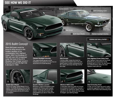 2015 mustang parts for ecoboost gt v6 americanmuscle