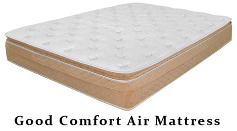 california king size good comfort air mattress  dual