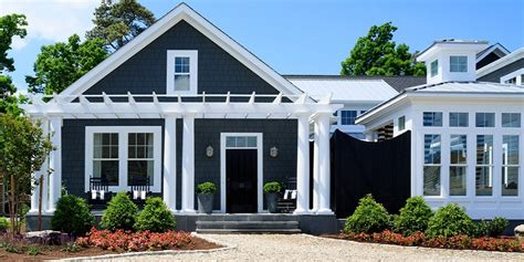 popular exterior paint colors home trends 2018 2019