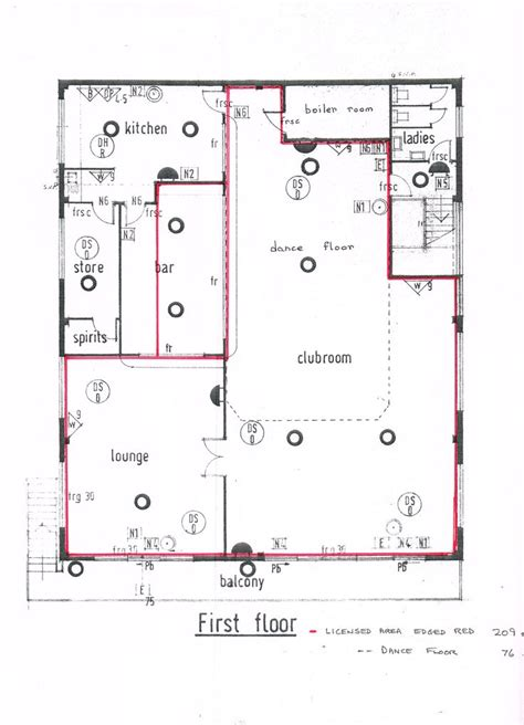 club floor plan 17 best images about tor rugby club on pinterest bar