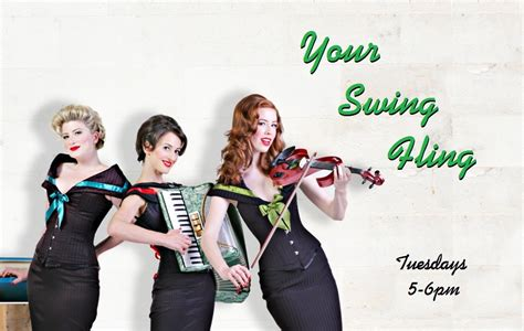 swing synth a new year of electro swing radio laurier