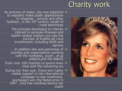 princess diana biography biography online princess diana charity work auto design tech