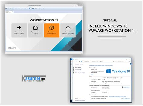 tutorial instal windows 10 bagas31 tutorial install windows 10 di vmware kasurnet com