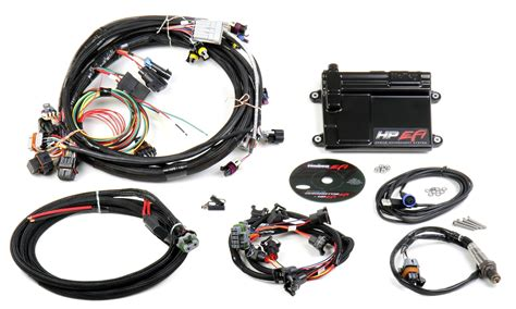 Computer Ls by Holley Efi 550 602 Ls1 Hp Harness And Ecm
