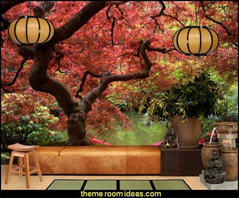 japanese themed decor decorating theme bedrooms maries manor theme