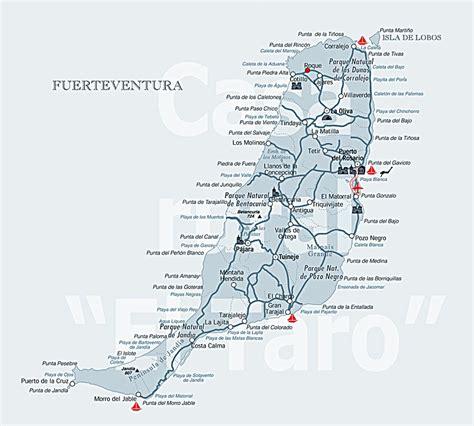 imágenes maps más mapa de fuerteventura casa rural