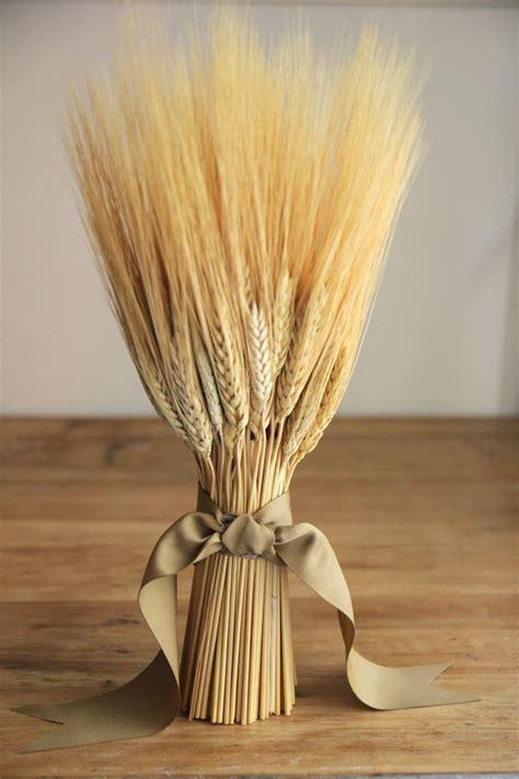 best 25 wheat centerpieces ideas on pinterest faux