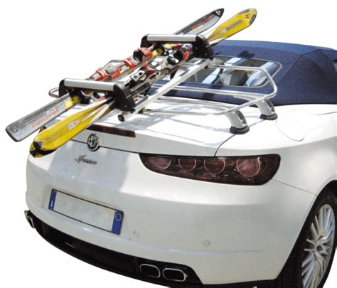 Snowboard Racks For Cars by Convertible Ski Rack Aluminium Ski Rack Attaches To