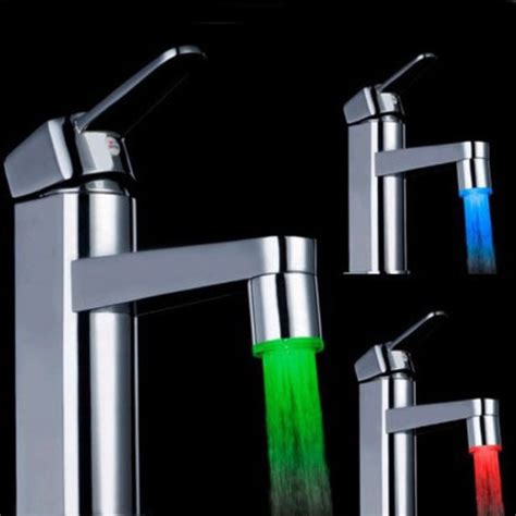 Led Light Faucet by Led Light Faucet Tap Water Power With Adapter Ld8001 A9