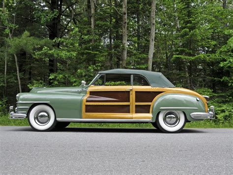 1948 Chrysler Town And Country by Auctions 1948 Chrysler Town Country Owls