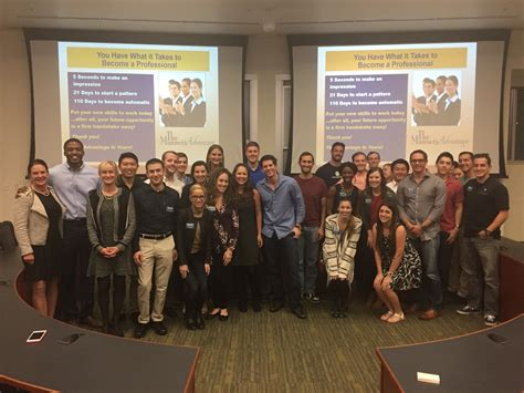 Ufl Mba by Of Florida Mba Students Earn The Advantage