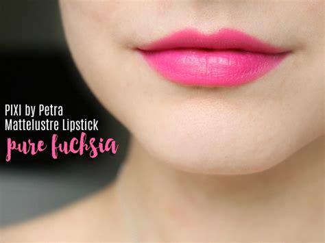 New Pixy Matte In Lipstick pixi mattelustre lipstick endless brow gel pen cat eye ink