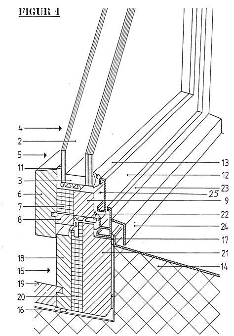 fensterbrett schnitt patent ep0493552b1 statisch stabile thermisch