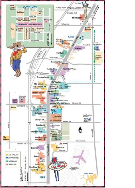 hotel layout in las vegas strip las vegas strip distance map places to go pinterest