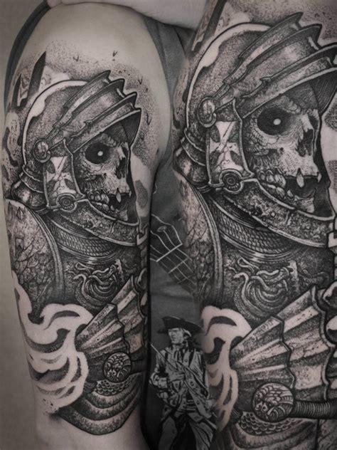 sinister visions blackwork tattoos  robert borbas