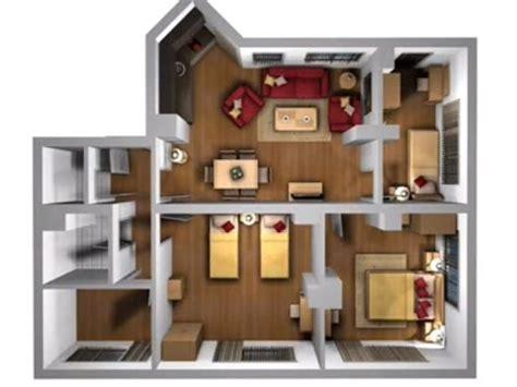interior design plan reka bentuk hiasan dalaman rumah teres