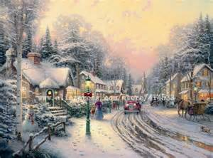 home interiors kinkade prints kinkade original painting