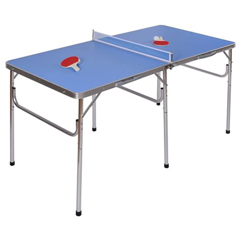 ping pong table price sports 5apos folding portable table tennis ping pong