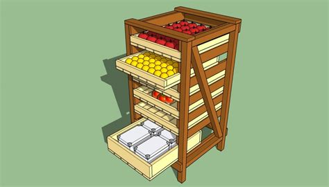 how to build food storage shelves howtospecialist how