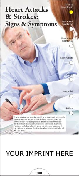 symptoms of a light stroke customized heart attacks strokes signs and symptoms