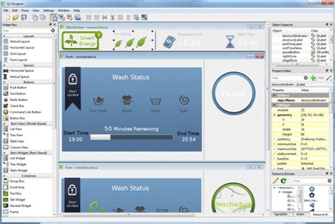 qt layout ui nucleus add on for the qt framework mentor graphics
