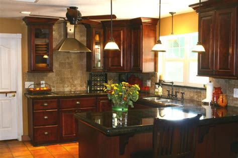 kitchen backsplash ideas with dark cabinets kitchen backsplash ideas for dark cabinets home