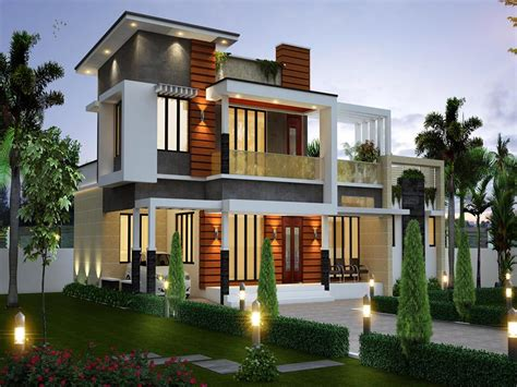 Beautiful Home Exterior Design 7 Most Beautiful Houses Exterior Design Ideas Amazing