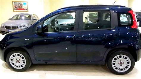 Fiat Panda Puts Osama Out Of Work by Nuova Fiat Panda 1 3mjt Lounge Anno 2014 Semestrale