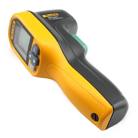 Thermometer Infrared Fluke fluke infrared thermometer mt4max