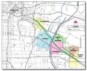 map i 5 california california department of transportation district 7
