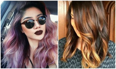 Hair Color Styles 2016 by Hair Color Trends For Summer