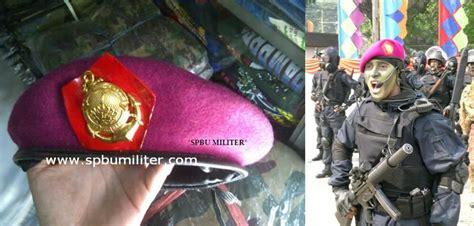 Senter Jatah Tni By Saninmilitery baret marinir tni al asli jatah spbu militer