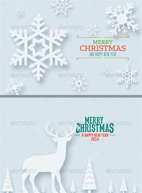 20 awesome christmas poster and christmas background