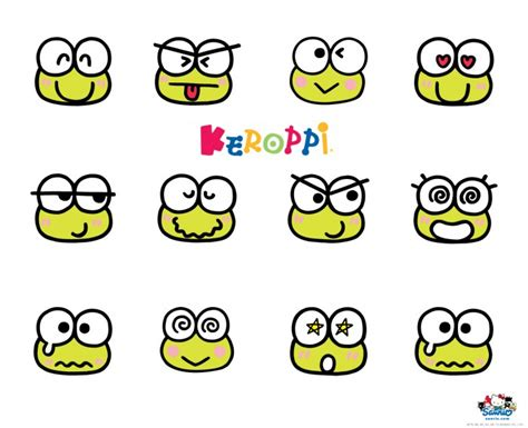 Baju Kodok Versi wallpaper lucu tokoh kartun sanrio bikin gadgetmu imut