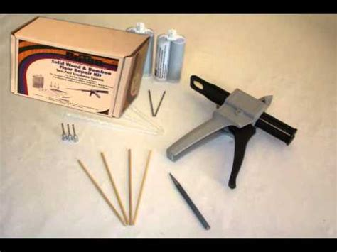 DriTac Bamboo & Solid Wood Floor Injection Kit   YouTube